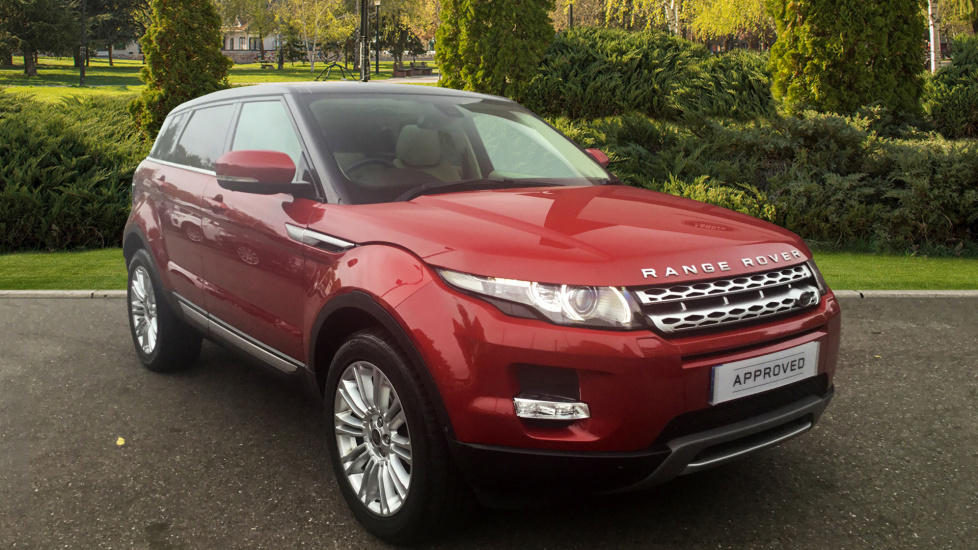 Land Rover Range Rover Evoque 2.2 SD4 Prestige 5dr [Lux Pack] Diesel Automatic Estate (2013) image