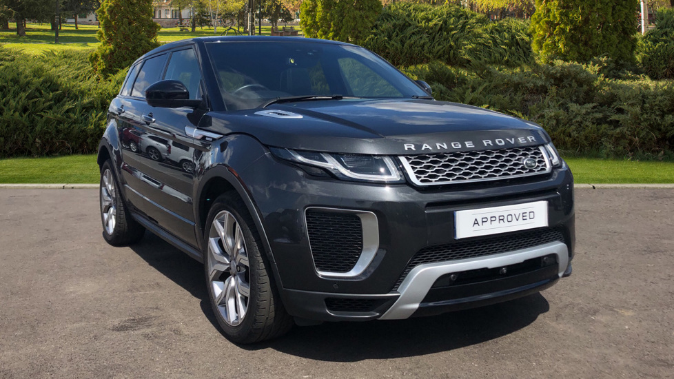 Land Rover Range Rover Evoque 2.0 Si4 290 Autobiography Automatic 5 door Hatchback (2017)