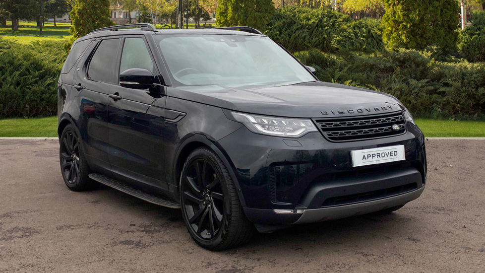 Land Rover Discovery 3.0 SDV6 HSE Luxury 5dr Diesel Automatic 4x4 (2018) image