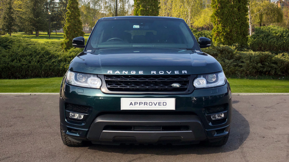 Land Rover Range Rover Sport 3 0 SDV6 [306] Autobiography Dyn 5dr [7 seat]  Diesel Automatic Estate (2016) at Land Rover Hatfield