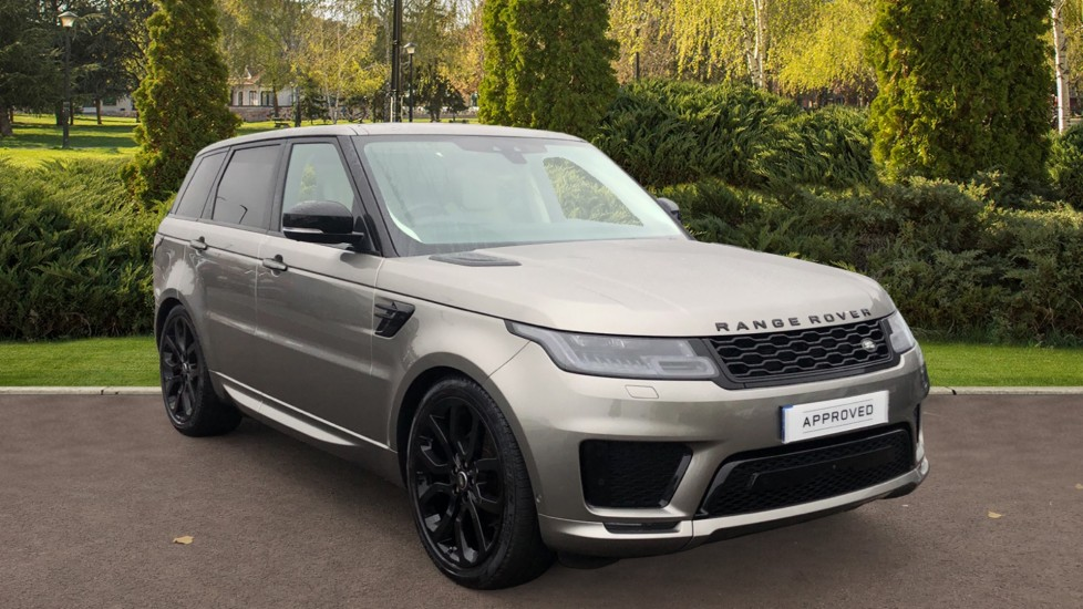Land Rover Range Rover Sport 3.0 SDV6 Autobiography Dynamic 5dr Diesel Automatic Estate (2019)