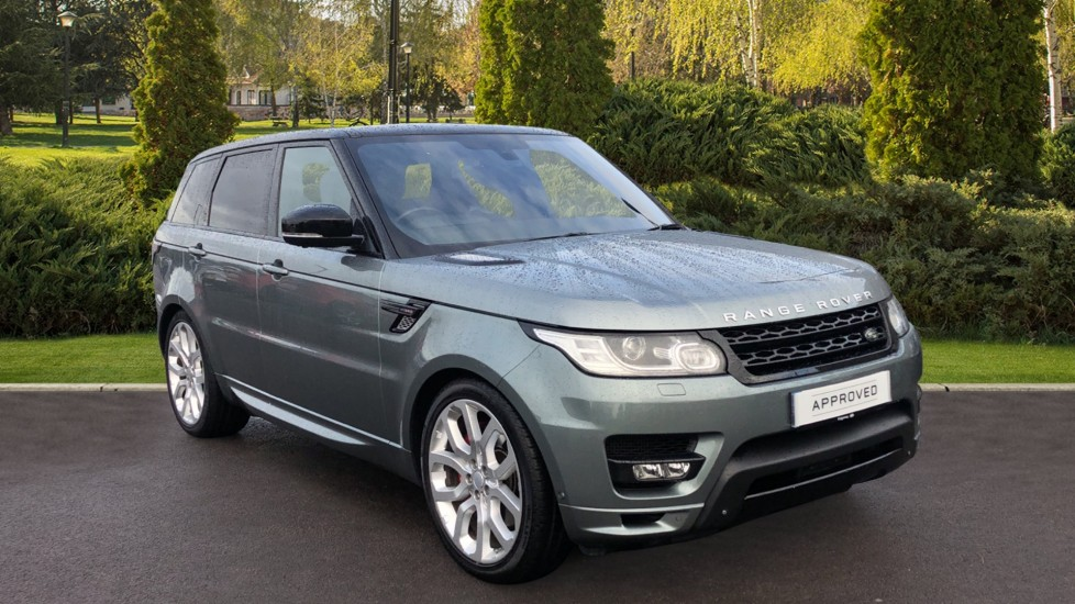 Land Rover Range Rover Sport 3.0 SDV6 HEV Autobiography Dynamic 5dr Diesel/Electric Automatic Estate (2015)