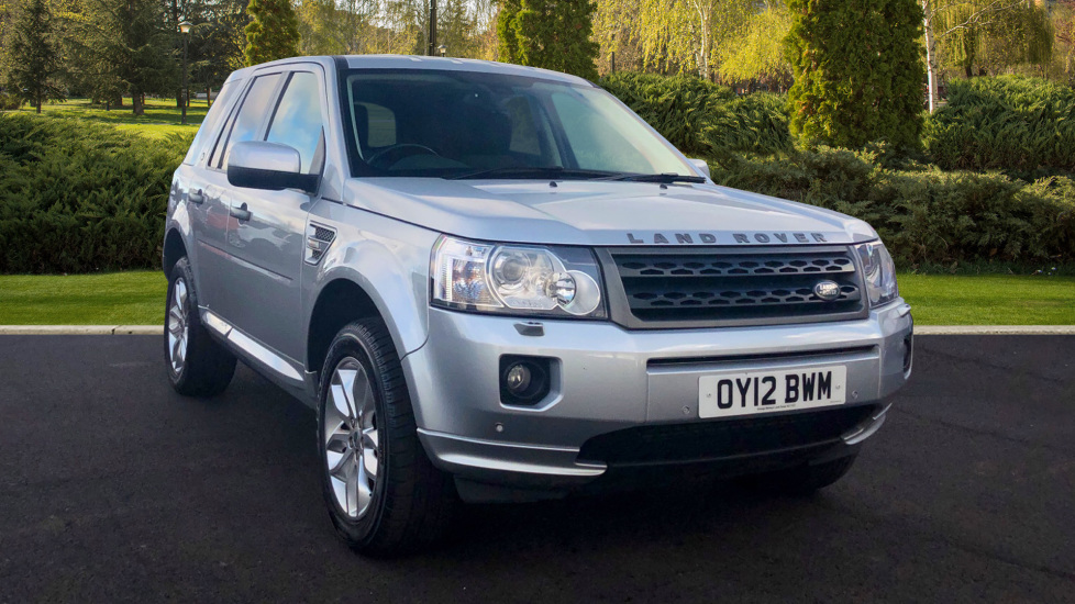 Land Rover Freelander 2.2 SD4 XS 5dr Diesel Automatic 4x4 (2012) image