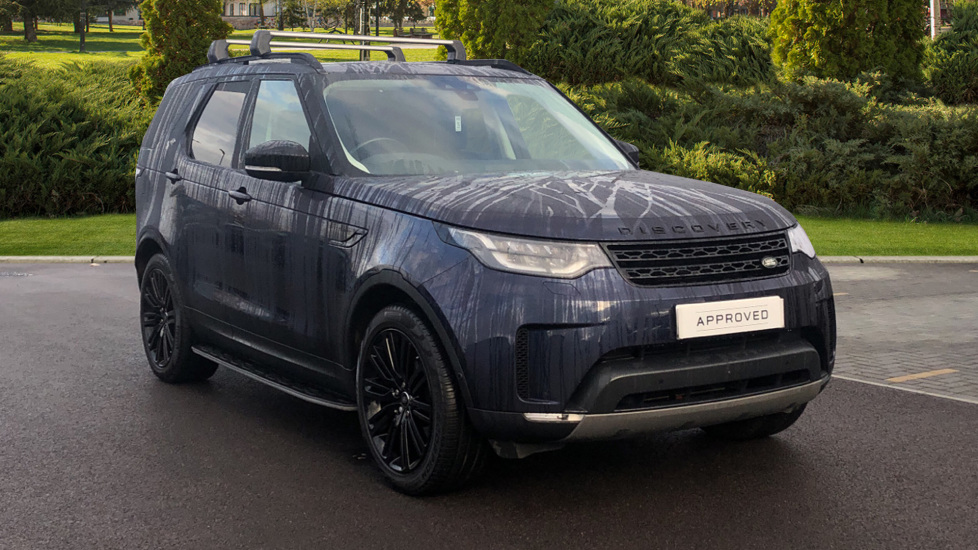 Land Rover Discovery 3.0 TD6 HSE Luxury 5dr Diesel Automatic Hatchback (2017) image
