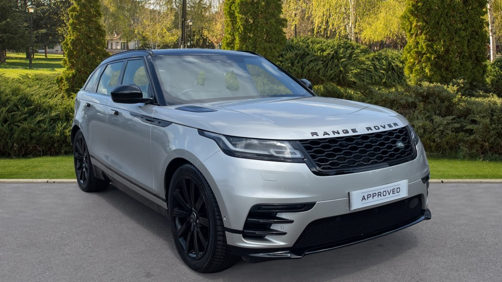 Land Rover Range Rover Velar 3.0 P380 R-Dynamic HSE 5dr Sliding panoramic roof, Blind Spot Assist Automatic 4x4