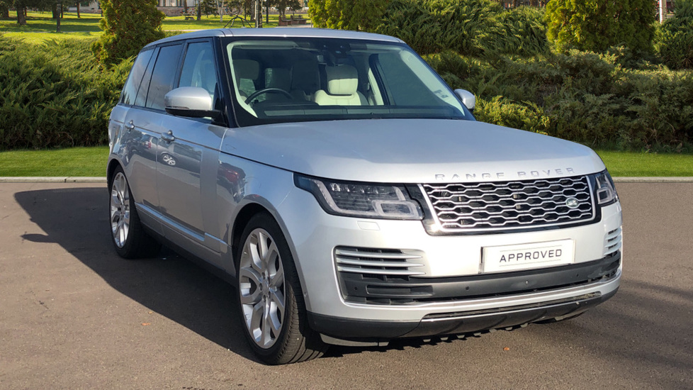 Land Rover Range Rover 4.4 SDV8 Vogue SE 4dr Diesel Automatic 5 door Estate (2018) image