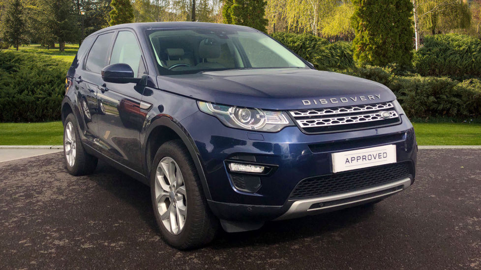 Land Rover Discovery Sport 2.0 TD4 180 HSE 5dr Diesel Automatic 4x4 (2015) image
