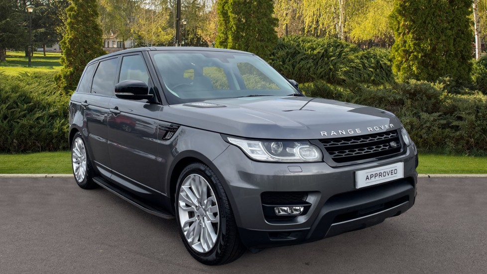 Land Rover Range Rover Sport 3.0 SDV6 [306] HSE Dynamic 5dr [7 seat] Diesel Automatic Estate (2016)