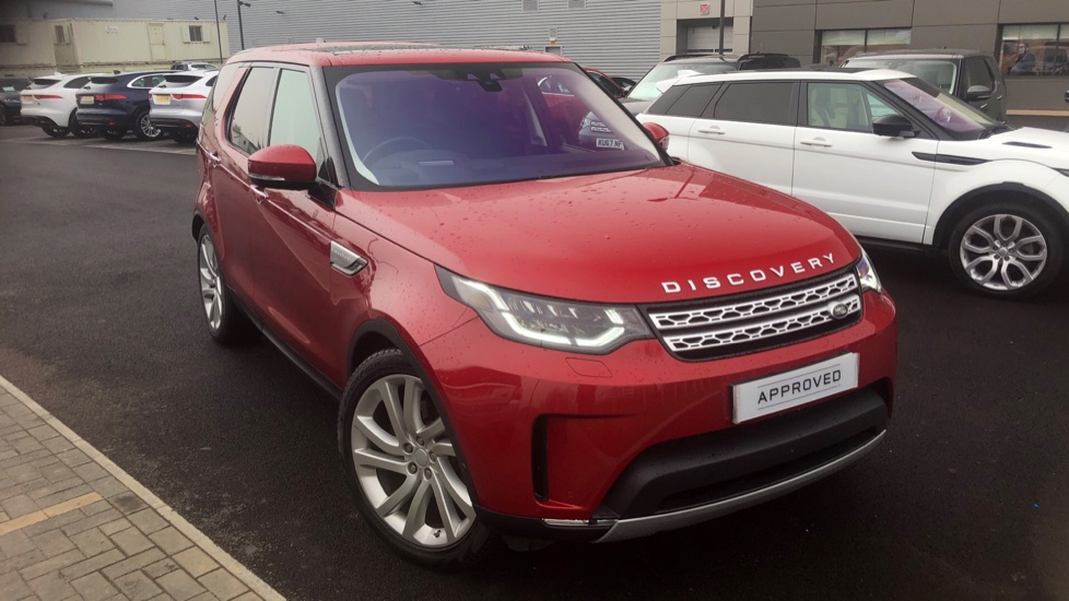 Land Rover Discovery 2.0 SD4 HSE Luxury 5dr image 10