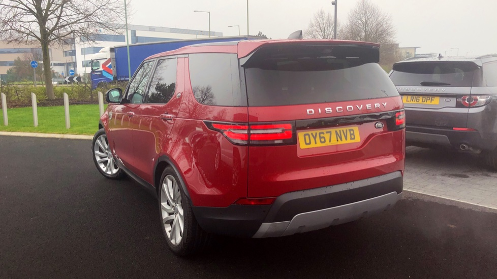 Land Rover Discovery 2.0 SD4 HSE Luxury 5dr image 13