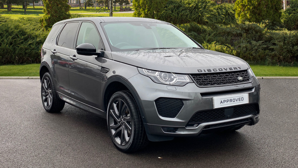 Land Rover Discovery Sport 2.0 Si4 290 HSE Dynamic Luxury 5dr Automatic 4x4 (2018)