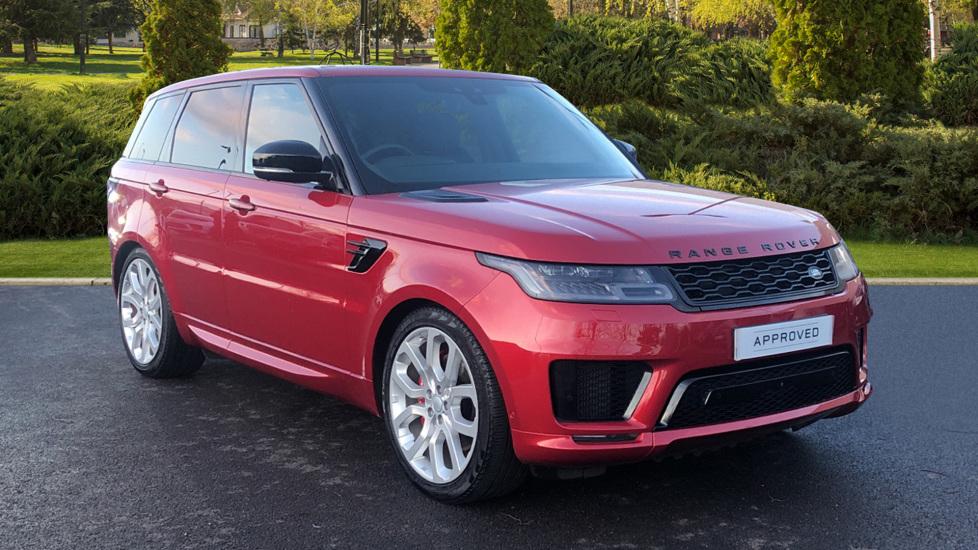 Land Rover Range Rover Sport 4.4 SDV8 Autobiography Dynamic 5dr Diesel Automatic Estate (2018)
