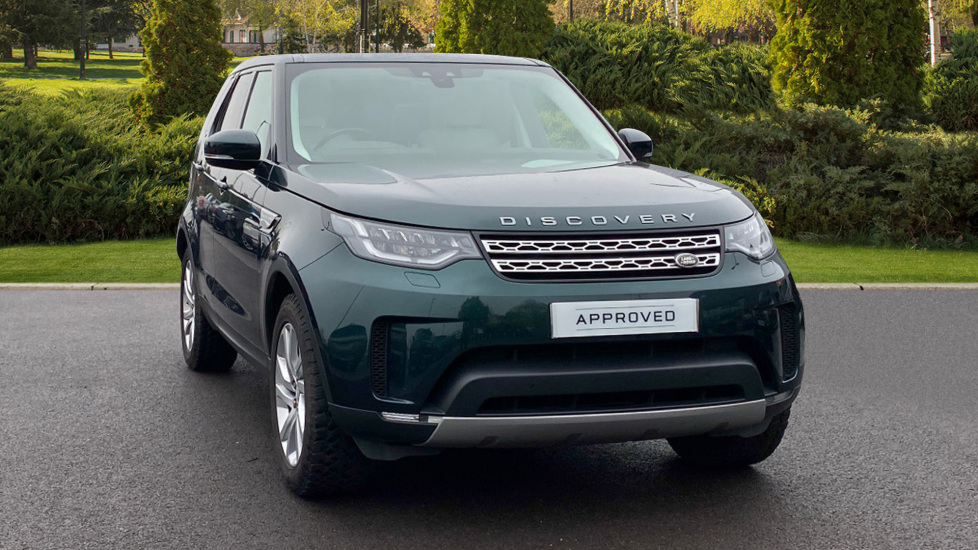 Land Rover Discovery 3.0 TD6 HSE 5dr Diesel Automatic Hatchback (2017) image