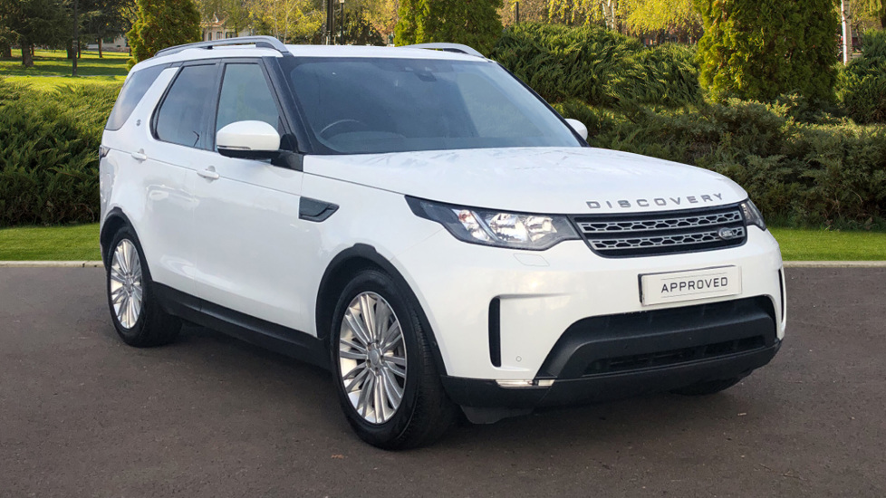 Land Rover Discovery 2.0 SD4 S 5dr Diesel Automatic Hatchback (2017) image