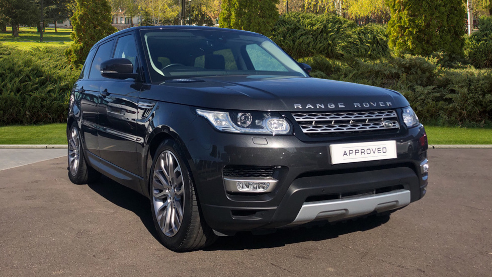 Land Rover Range Rover Sport 2.0 SD4 HSE Diesel Automatic 5 door Estate (2017)