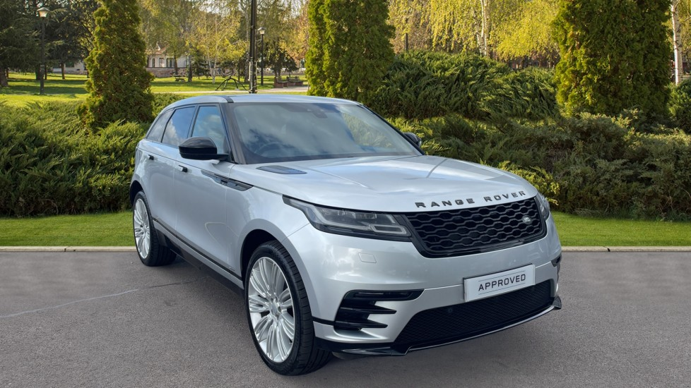 Land Rover Range Rover Velar 2.0 P250 R-Dynamic S 8 inch Rear Seat Entertainment Sliding panoramic roof Automatic 5 door 4x4