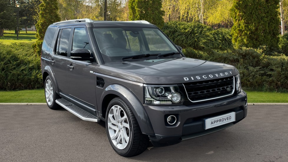 Land Rover Discovery 3.0 SDV6 Landmark 5dr Privacy glass, Heated front and rear seats Diesel Automatic 4x4