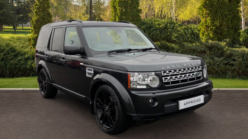 Land Rover Discovery 3.0 SDV6 HSE Luxury 5dr Diesel Automatic 4x4 (2013)