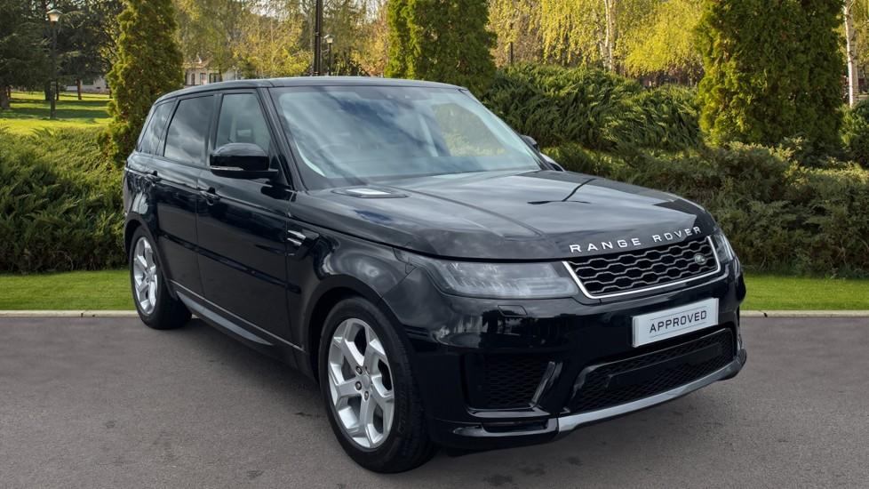 Land Rover Range Rover Sport 3.0 SDV6 HSE 5dr Privacy glass, Heated front and rear seats image 1