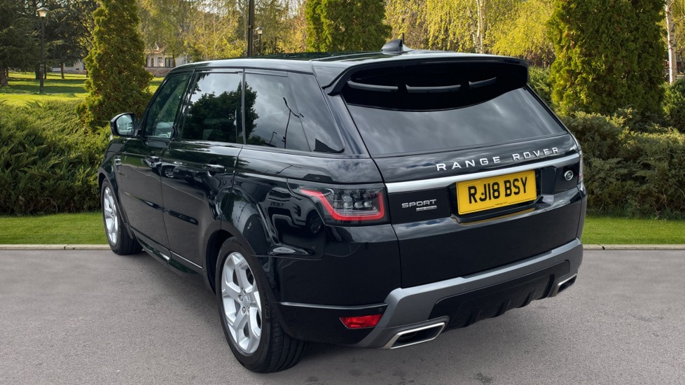 Land Rover Range Rover Sport 3.0 SDV6 HSE 5dr Privacy glass, Heated front and rear seats image 2
