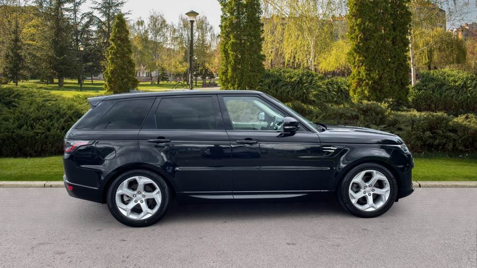 Land Rover Range Rover Sport 3.0 SDV6 HSE 5dr Privacy glass, Heated front and rear seats image 5