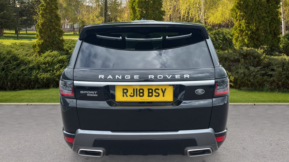Land Rover Range Rover Sport 3.0 SDV6 HSE 5dr Privacy glass, Heated front and rear seats image 6