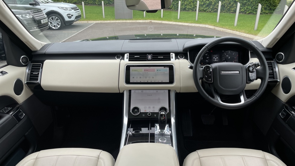 Land Rover Range Rover Sport 3.0 SDV6 HSE 5dr Privacy glass, Heated front and rear seats image 9