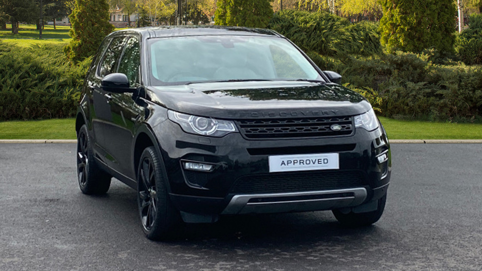 Land Rover Discovery Sport 2.2 SD4 HSE 5dr Diesel Automatic Hatchback (2015) image