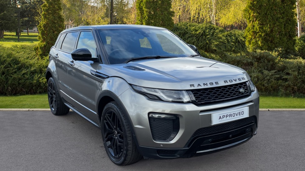 Land Rover Range Rover Evoque 2.0 SD4 HSE Dynamic Fixed panoramic roof Heated steering wheel Diesel Automatic 5 door Hatchback