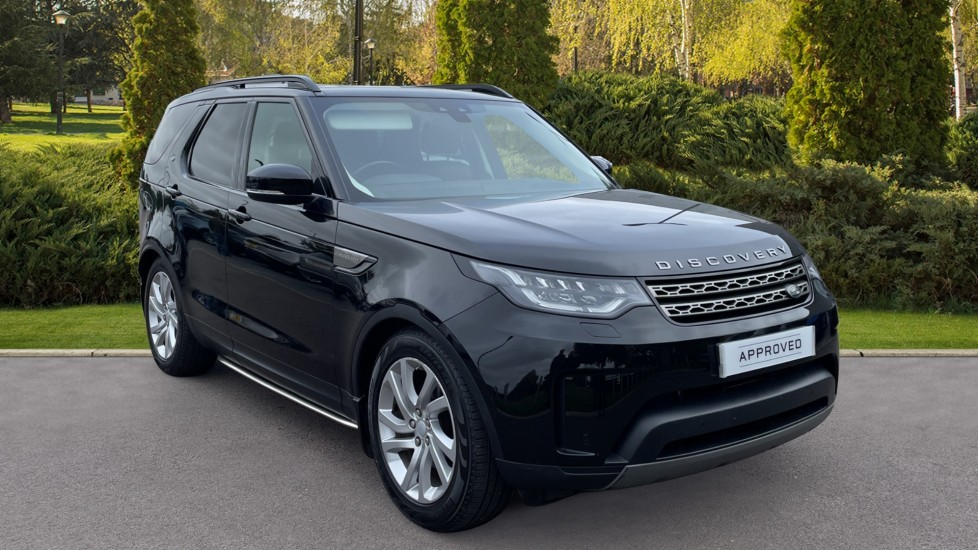 Land Rover Discovery 2.0 SD4 SE 5dr Auto Privacy glass, Full size spare wheel Diesel Automatic 4x4