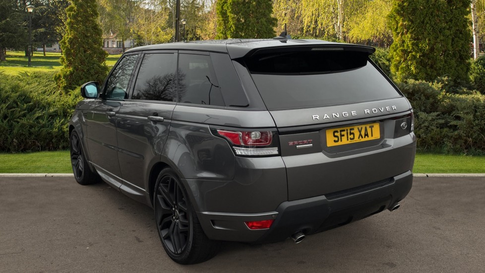 Land Rover Range Rover Sport 4.4 SDV8 Autobiography Dynamic 5dr image 2
