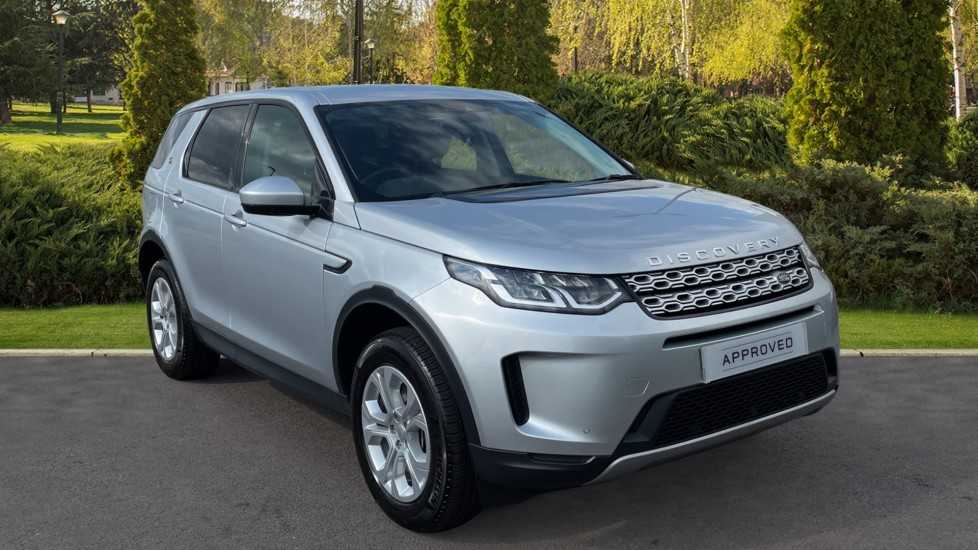 Land Rover Discovery Sport 2.0 D180 S 5dr Privacy glass, Rear Camera Diesel Automatic 4x4