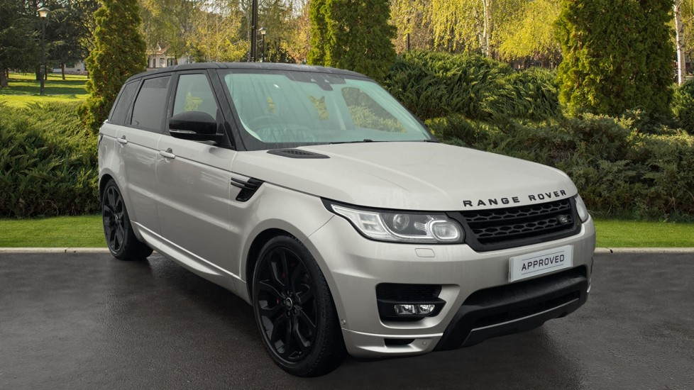 Land Rover Range Rover Sport 5.0 V8 S/C Autobiography Dynamic 5dr Automatic Estate (2017)