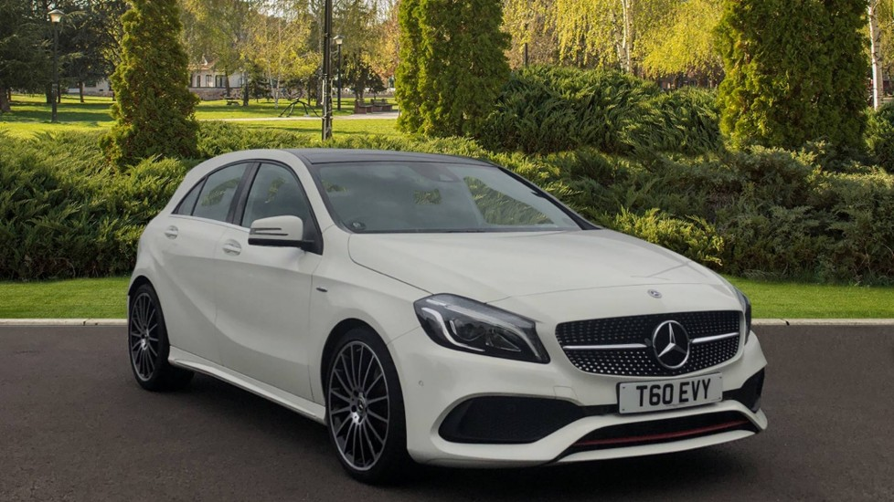 Mercedes-Benz A-Class A250 AMG Premium 2.0 Automatic 5 door Hatchback (2018)