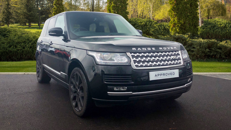 Land Rover Range Rover 3.0 TD V6 Vogue s/s 5dr SUV Diesel Automatic 4x4 (2015) image
