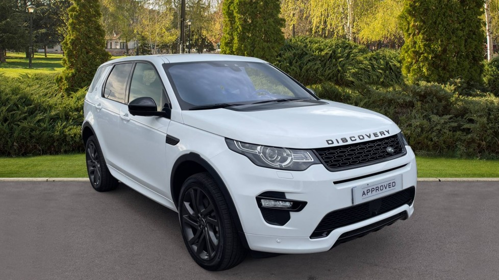 Land Rover Discovery Sport 2.0 SD4 240 HSE LHD 5dr [5 Seat] Meridian surround sound system, Head-up display Diesel Automatic 4x4