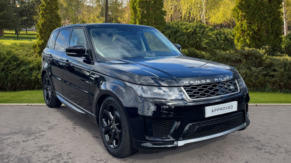 Land Rover Range Rover Sport 2.0 P400e HSE Fixed panoramic roof Meridian Surround Sound System image 1