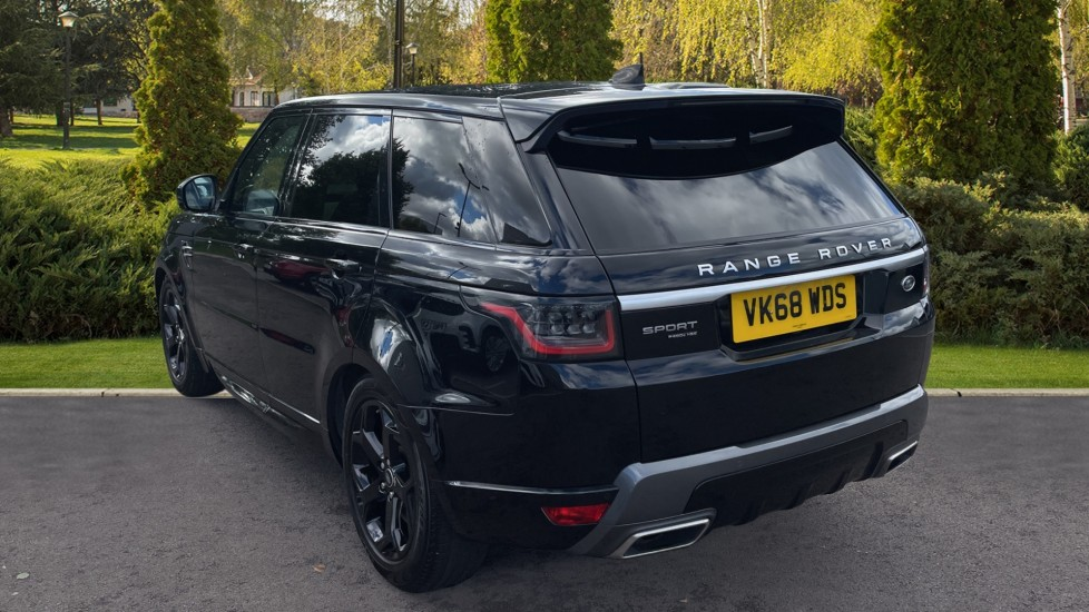 Land Rover Range Rover Sport 2.0 P400e HSE Fixed panoramic roof Meridian Surround Sound System image 2