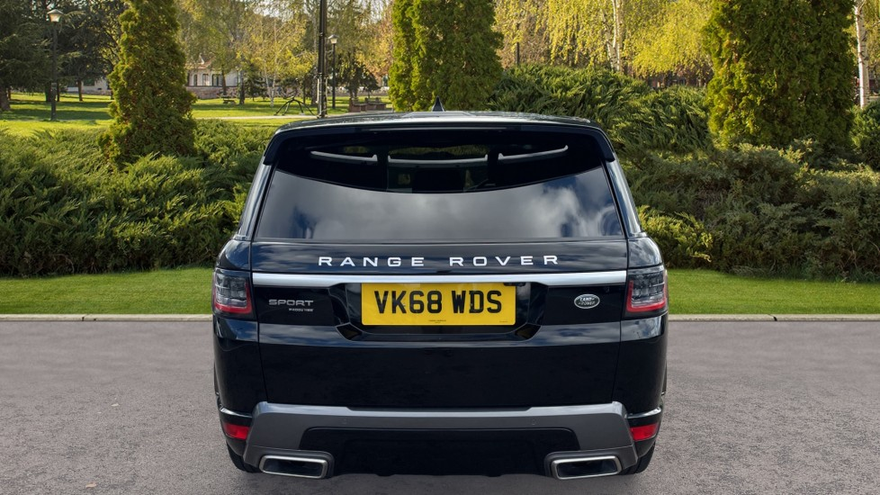Land Rover Range Rover Sport 2.0 P400e HSE Fixed panoramic roof Meridian Surround Sound System image 6