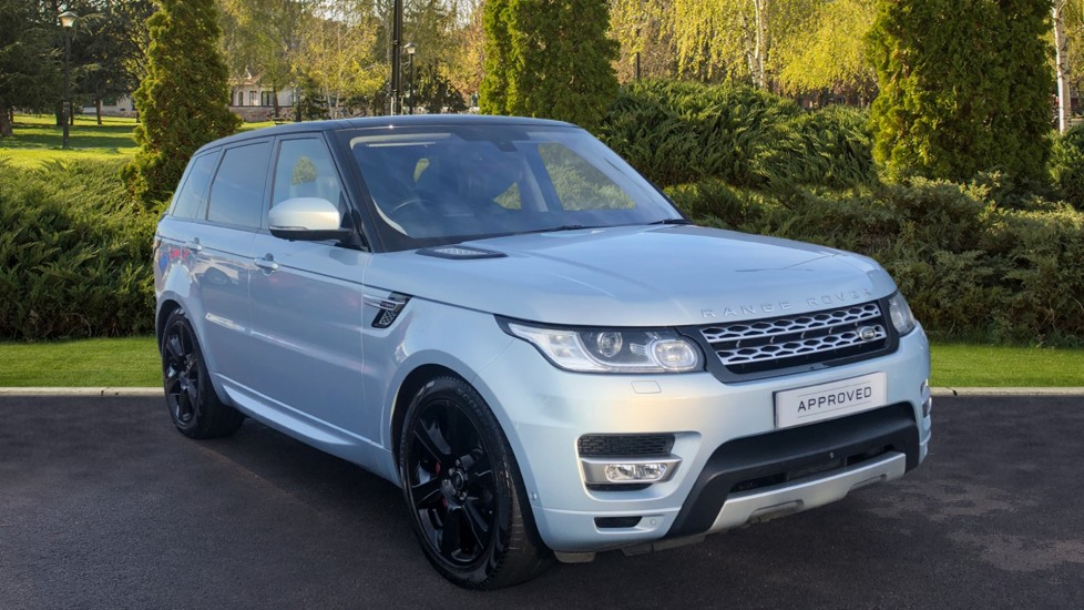 Land Rover Range Rover Sport 3.0 SDV6 [354] HEV Autobiography Dynamic 5dr Auto Diesel/Electric Automatic Estate (2015)