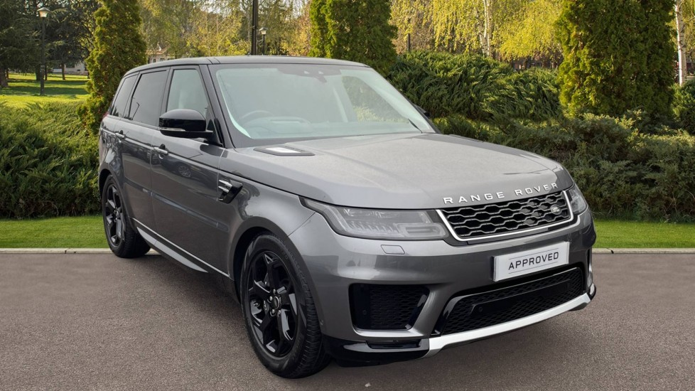 Land Rover Range Rover Sport 2.0 P400e HSE 5dr Auto Fixed panoramic roof Heated steering wheel Petrol/Electric Automatic 4x4