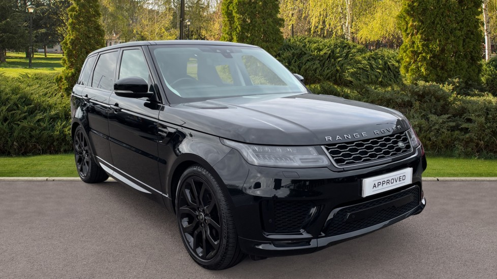 Land Rover Range Rover Sport 3.0 SDV6 HSE Dynamic 5dr - Activity Key, Electrically deployable tow bar, Full size spare wheel Diesel Automatic Estate