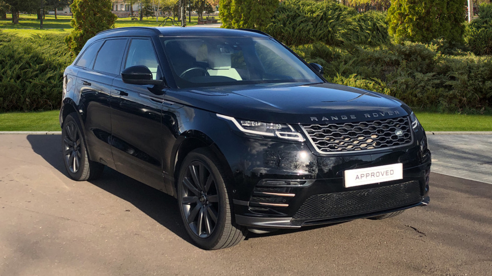 Land Rover Range Rover Velar 2.0 P250 R-Dynamic HSE 5dr Automatic Estate (2018)