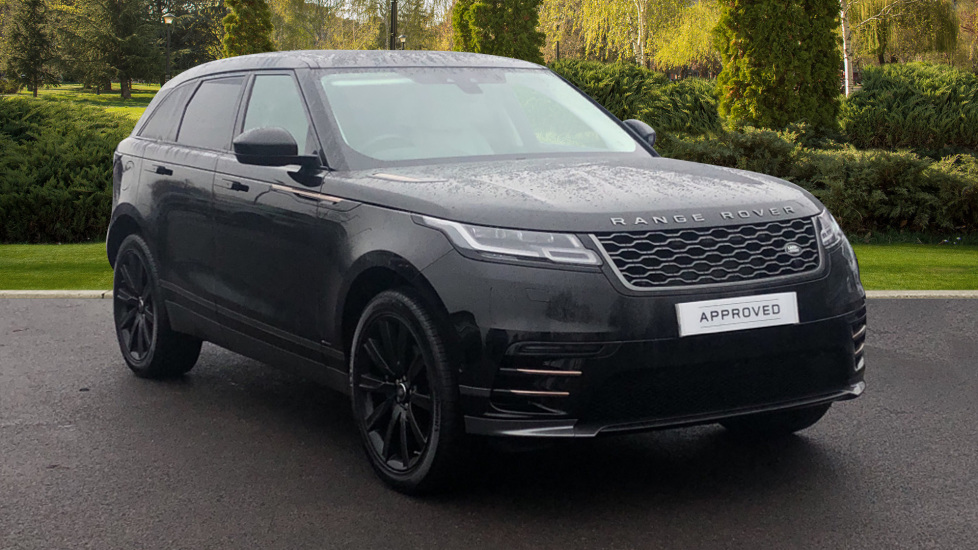 Land Rover Range Rover Velar 2.0 P250 R-Dynamic HSE 5dr Automatic 4x4 (2018)