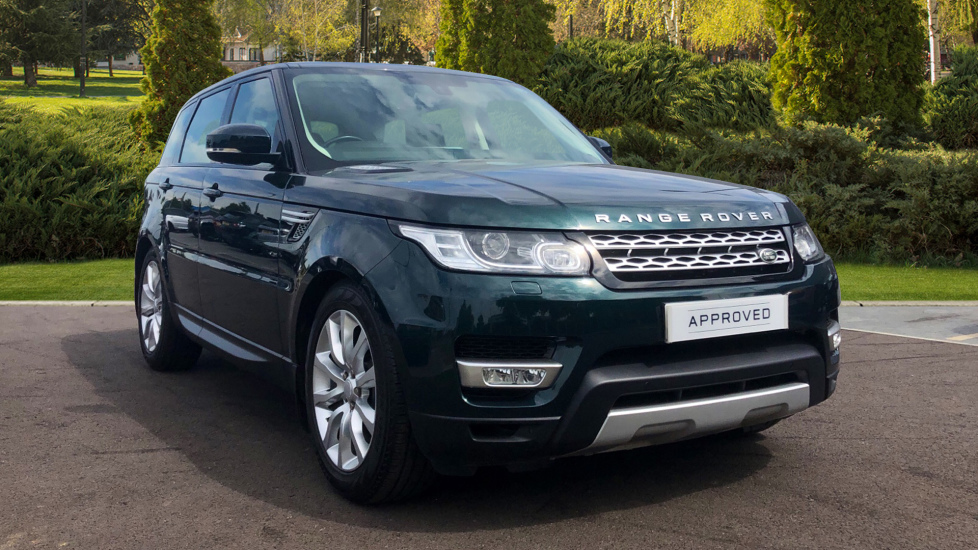 Land Rover Range Rover Sport 3.0 SDV6 HSE 5dr Diesel Automatic Estate (2015) image