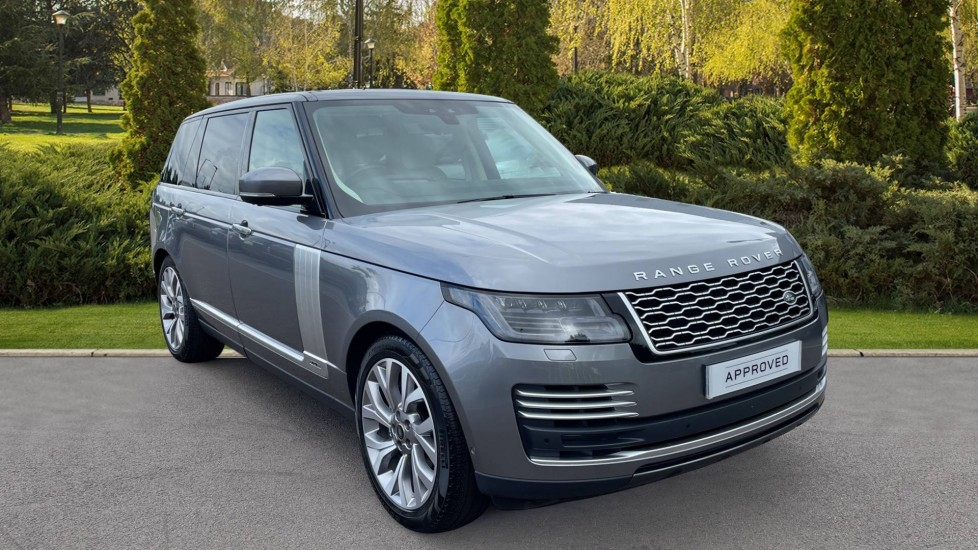 Land Rover Range Rover 3.0 P400 Autobiography LWB 4dr Auto Head-up Display 10 inch Rear Seat Entertainment Automatic 5 door 4x4 image