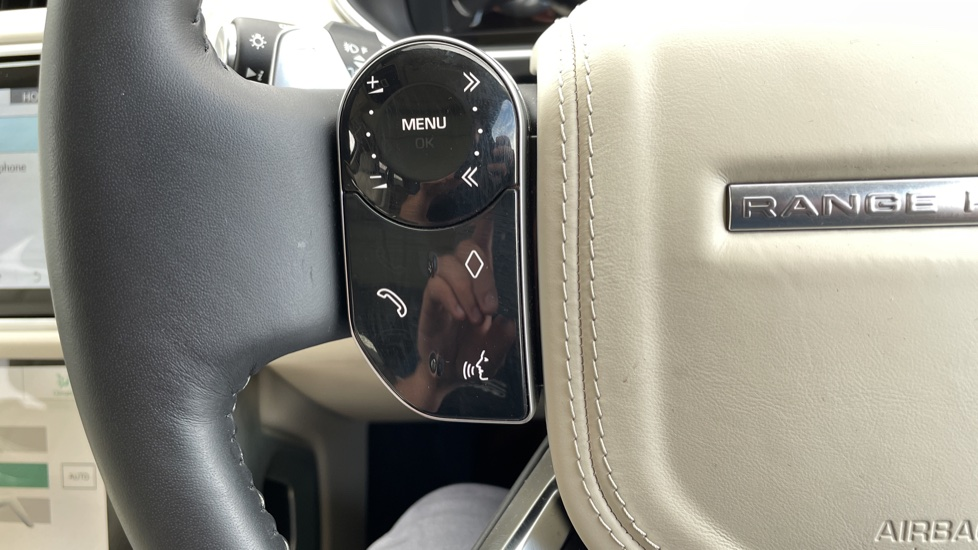 Land Rover Range Rover 3.0 P400 Autobiography LWB 4dr Auto Head-up Display 10 inch Rear Seat Entertainment image 19