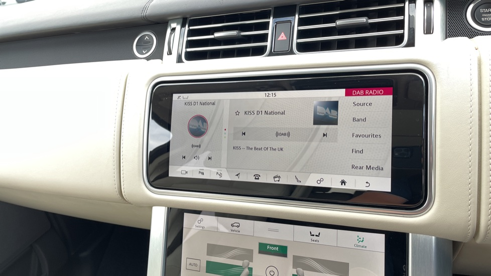 Land Rover Range Rover 3.0 P400 Autobiography LWB 4dr Auto Head-up Display 10 inch Rear Seat Entertainment image 25