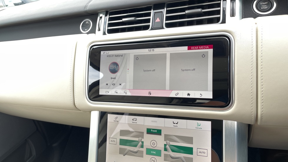 Land Rover Range Rover 3.0 P400 Autobiography LWB 4dr Auto Head-up Display 10 inch Rear Seat Entertainment image 28