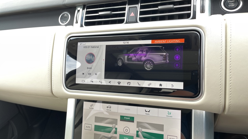 Land Rover Range Rover 3.0 P400 Autobiography LWB 4dr Auto Head-up Display 10 inch Rear Seat Entertainment image 32